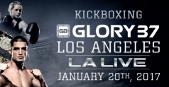 $100 for 2 tickets to Glory Kickboxing at The Novo by Microsoft