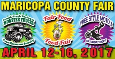 $4 Admission Ticket to the Maricopa County Fair