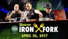 Discounted Tickets to Dallas Observer Iron Fork