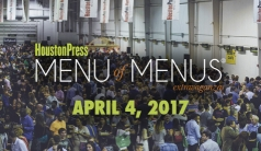 $54 VIP Tickets to Menu of Menus on April 4th