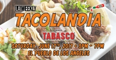 $25 General Admission Ticket to LA Weekly's Tacolandia ($50 regular price)