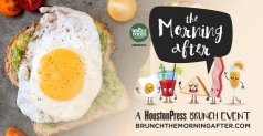 Discounted Tickets to The Morning After, A Houston Press Brunch Event