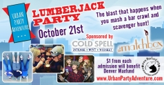 $10 for Urban Party Adventure scavenger hunt and bar crawl!