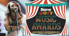 $8 for General Admission Ticket to Dallas Observer Music Awards on December 2nd