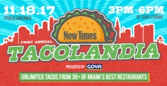 $30 for Tacolandia General Admission Ticket