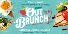 Discounted Tickets to Out To Brunch on April 14th!