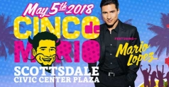 $7 GA Tickets to Cinco de Mario