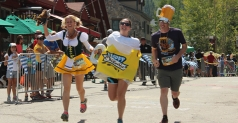 Up to 50% off Das Bier Burner Race and Lodging in Keystone, CO