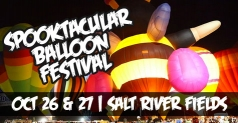 Discount Ticket to Spooktacular at Salt River Fields
