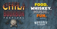 $8 GA Tickets to the Chili Bourbon Festival