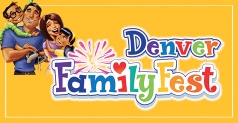 $5 Ticket to Denver Family Fest, Originally $10!