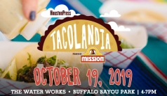 $25 for General Admission Ticket to Tacolandia on October 19th
