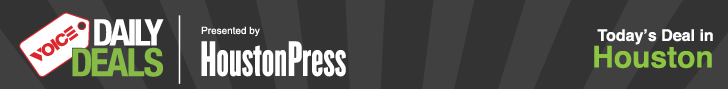 VOICE Daily Deal Presented by Houston Press